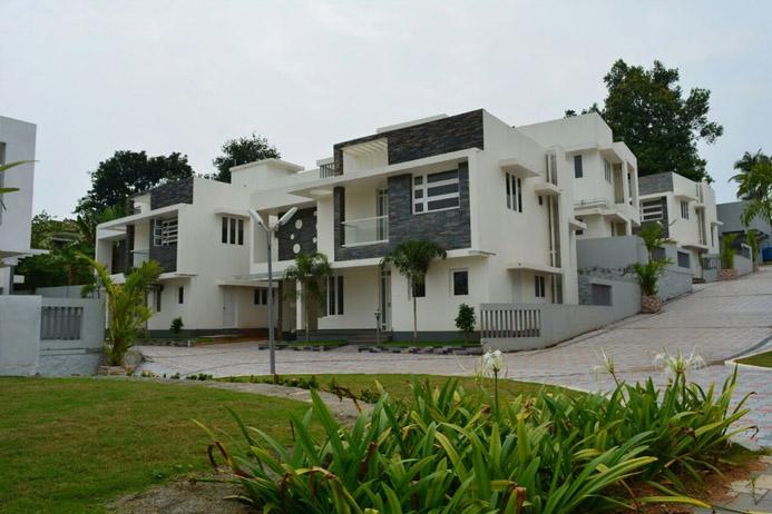 Luxuary Villas In Thiruvamkulam Chottanikkara Unitac